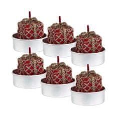 Butlers Čajová svíčka dárek 6 ks