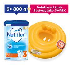 Nutrilon 3 - 6 x 800g