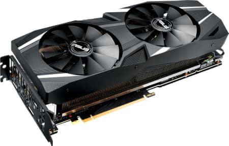 Asus GeForce DUAL-RTX2070-O8G, 8GB GDDR6