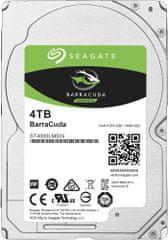 "Seagate BarraCuda, 2,5"" - 4TB"
