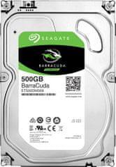 "Seagate BarraCuda, 3,5"" - 500GB"