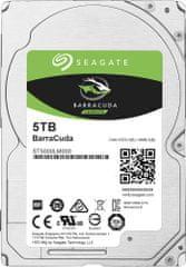 "Seagate BarraCuda, 2,5"" - 5TB"