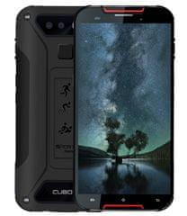 Cubot Quest Lite mobilni telefon 3GB/32GB, crvena/crna