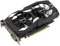 Asus GeForce DUAL-GTX1650-O4G, 4GB GDDR5