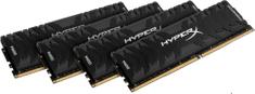 HyperX Predator 32GB (4x8GB) DDR4 3000