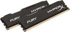 HyperX Fury Black 16GB (2x8GB) DDR3 1866