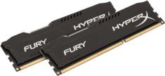 HyperX Fury Black 8GB (2x4GB) DDR3 1866