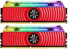 A-Data XPG SPECTRIX D80 16GB (2x8GB) DDR4 3000, červená