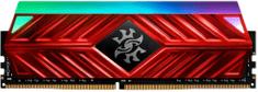 A-Data XPG SPECTRIX D41 8GB DDR4 3000, červená