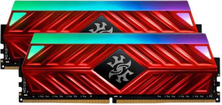 A-Data XPG SPECTRIX D41 16GB (2x8GB) DDR4 3200, červená