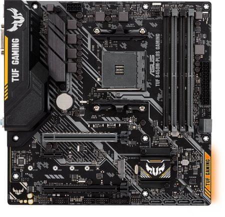 Asus TUF B450M-PLUS GAMING - AMD B450