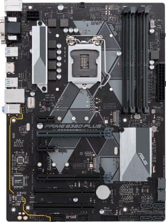 Asus PRIME B360-PLUS - Intel B360