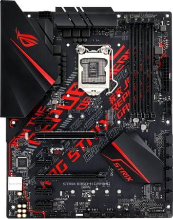 Asus ROG STRIX B360-H GAMING - Intel B360