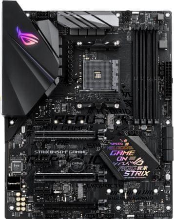 Asus ROG STRIX B450-F GAMING - AMD B450