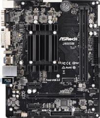 ASRock J4005M - Intel J4005