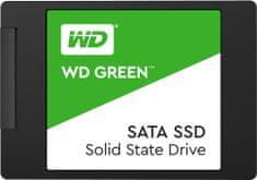 "Western Digital WD Green 3D NAND, 2,5"" - 120GB"