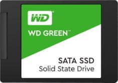 "Western Digital WD Green 3D NAND, 2,5"" - 240GB"