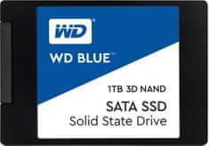"Western Digital WD SSD Blue 3D NAND, 2,5"" - 1TB"