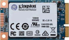 Kingston Now UV500, mSATA - 240GB