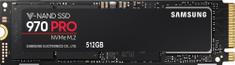 SAMSUNG SSD 970 pre, M.2 - 512GB