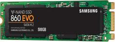 SAMSUNG SSD 860 EVO, M.2 - 500GB