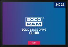 """GoodRam CL100 Gen. 2, 2,5"""" - 240GB"""