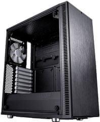 Fractal Design Define C TG, sklo, čierna