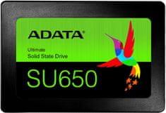 """A-Data SU650 3D NAND, 2,5"""" - 120GB"""