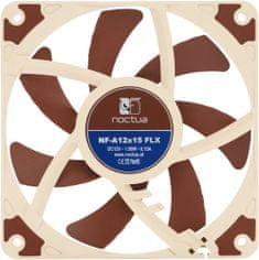 Noctua NF-A12x15 FLX, 120x120x15mm