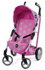 Hauck wózek sportowy dla lalek Icoo Pluto New