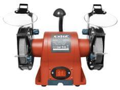 Extol Premium Bruska stolní dvoukotoučová, 350W, 150x12,7x š.20mm, BG 35L