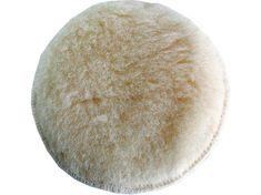 Extol Craft Rúno leštiace na suchý zips, 125mm, pravé ovčie rúno
