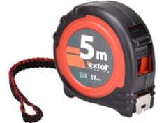 Extol Premium Metr svinovací, 5m, š. pásku 19mm