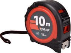Extol Premium Metr svinovací, 10m, š. pásku 25mm