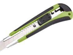 Extol Craft Nůž ulamovací s kovovou výztuhou, 18mm