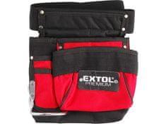 Extol Premium Pás na nářadí, 3 kapsy (1 velká, 1 střední, 1 malá), nylon