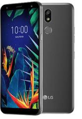 LG K40 mobilni telefon, sivi (LMX420 EMW)