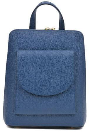 Mangotti dámský batoh MG 1498 modrá