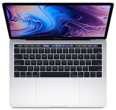 Apple MacBook Pro 13 prenosnik, Silver - SLO KB (muhr2cr/a)