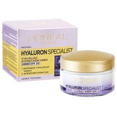 L'ORÉAL PARIS Vyplňující hydratační denní krém Hyaluron Specialist SPF 20 50 ml