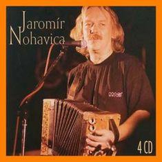 Nohavica Jaromír: Box 4 CD (2007) (4x CD) - CD