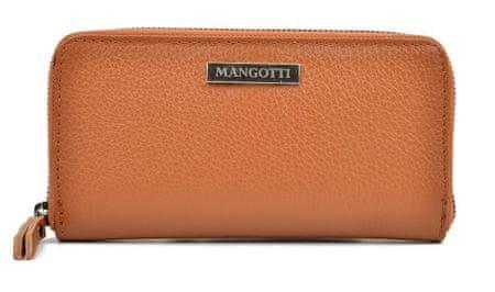Mangotti ženska denarnica MG 1138, rjava