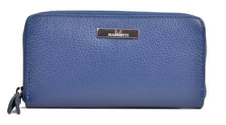 Mangotti dámská peněženka MG 1138 modrá