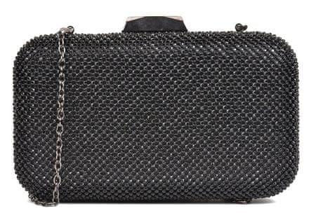 Mangotti listová kabelka MG PO110 čierna