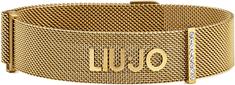 Liu Jo Pozłacana stal bransoletka LJ1050