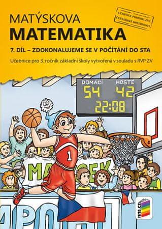 Matýskova matematika, 7. díl - Zdokonalujeme se v počítání do sta