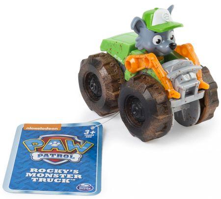 Spin Master Paw Patrol Monster truck - Rocky