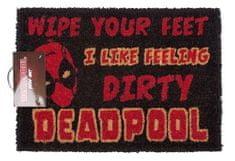 Deadpool Rohožka Deadpool - Dirty