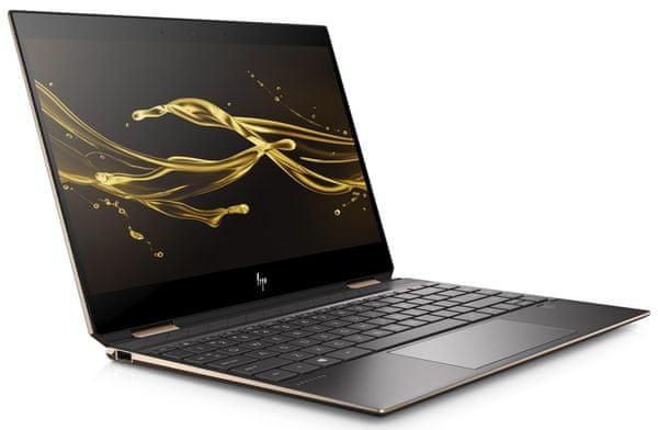 Multimediální notebook HP Spectre x360 13 13,3 palce Full HD IPS displej Intel Core i5 SSD NVMe