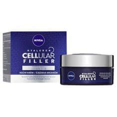 Nivea Hyaluron Cellular Filler Krem Zpevňující noc 50 ml